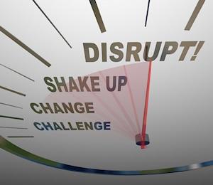 Disruptive change?