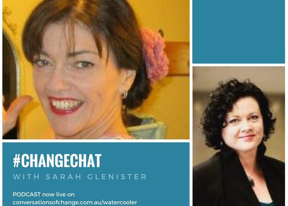Sarah Glenister – Neuroleadership & Change Ep 021