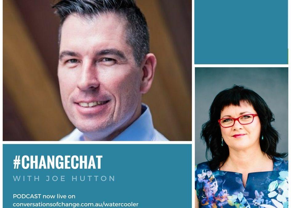 Joe Hutton – Technology and change management #changechat