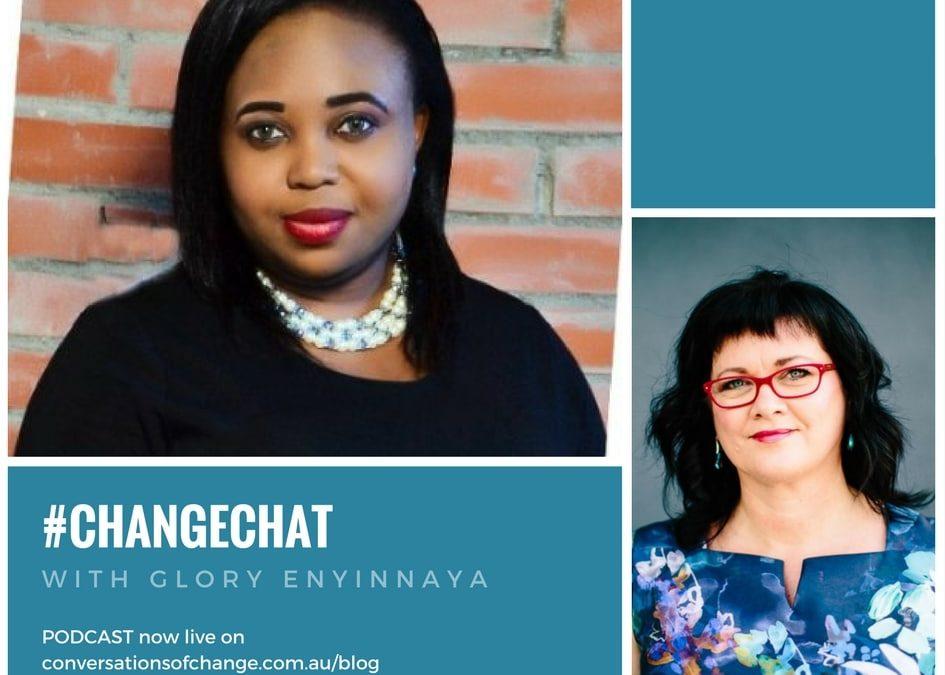 Glory Enyinnaya – Change Management in Africa