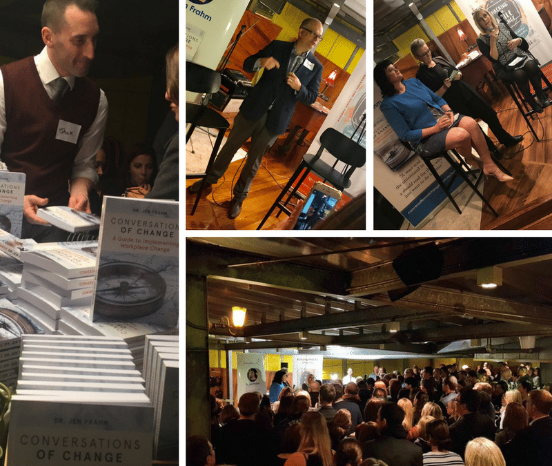 #brainpickerslive and the book launch – Thank you!