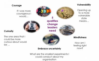 5 Qualities Change Leaders Need
