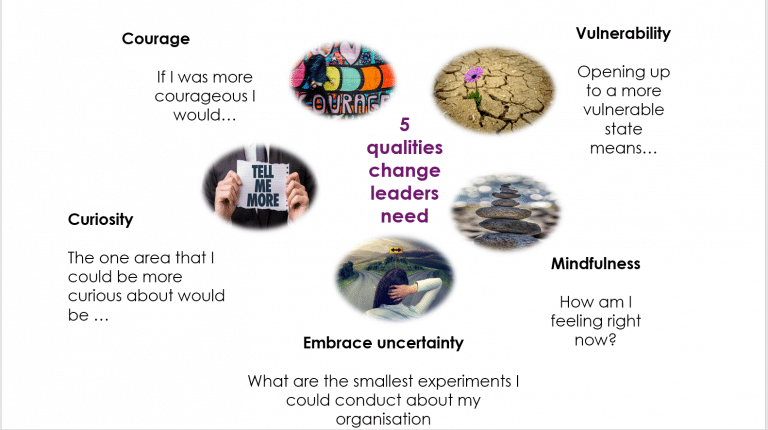 5 Qualities Change Leaders Need