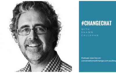 ChangeChat with Shawn Callahan
