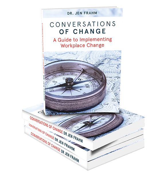 Conversations of Change: The book!