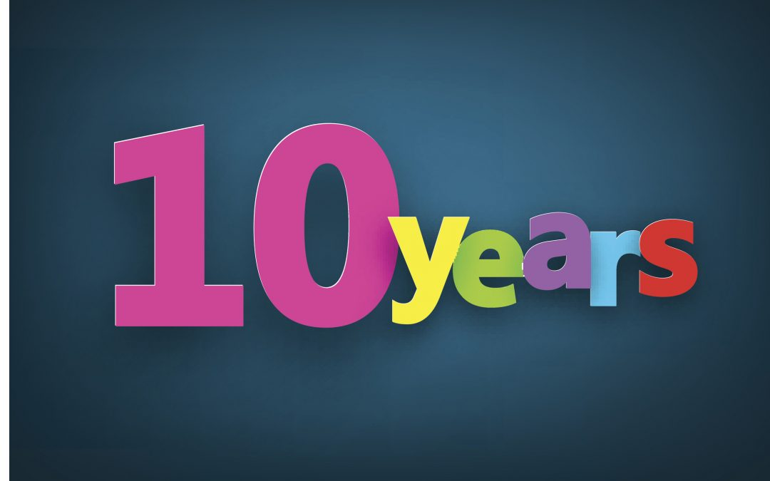 The 10 Year Retro