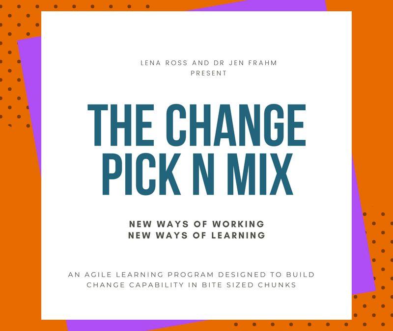 The Change Pick-n-Mix