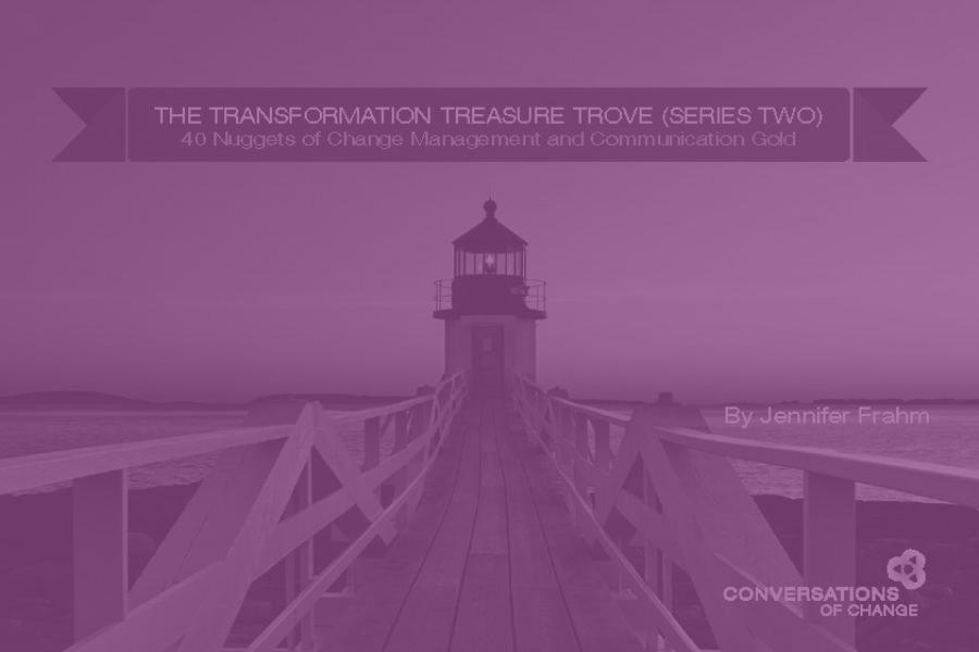 The Transformation Treasure Trove: FAQ