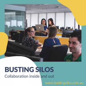 Busting Silos: a one day workshop