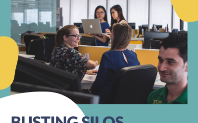 Busting Silos: Break through with this one-day workshop