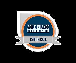 Certificate of Agile Change Leadership
